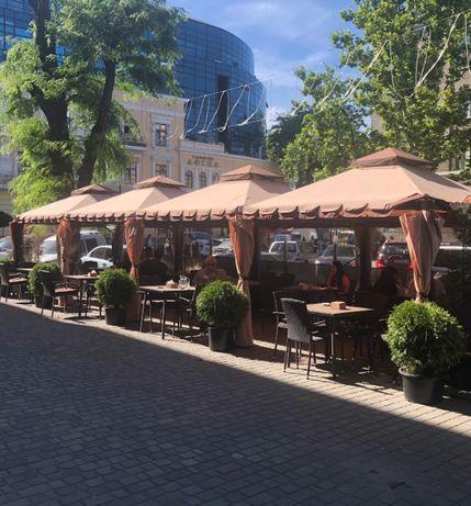 Павильон для кафе и сада