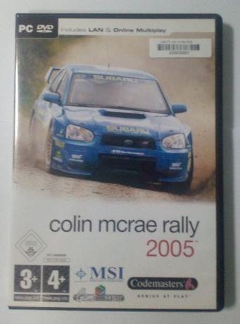 Collin Mcrae 2005 PC-Classic