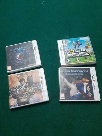 Pack de Jogos DS