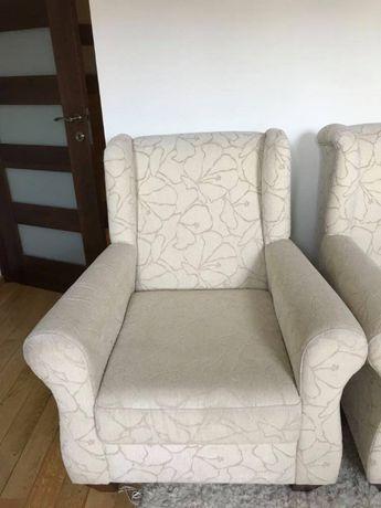 Fotel uszak - 2 sztuki - robione na zamówienie w firmie MEBLE TUREK