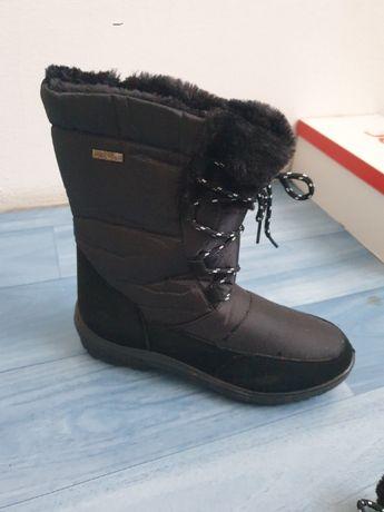 buty zimowe super stan obuwie rozmiar 39