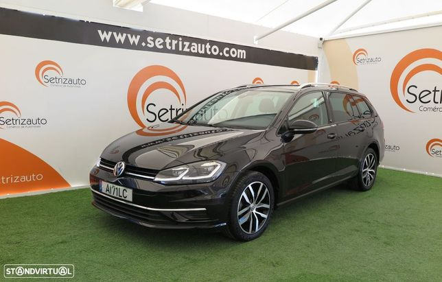 VW Golf Variant 1.6 TDI Highline DSG