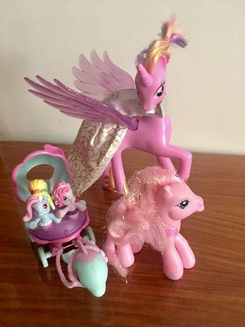 My little pony kucyki księżniczka mówi po polsku.
