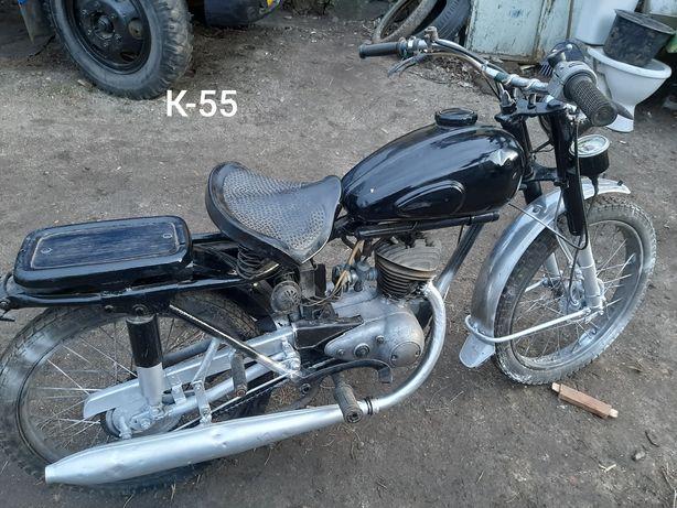 К-55 мотоцикл