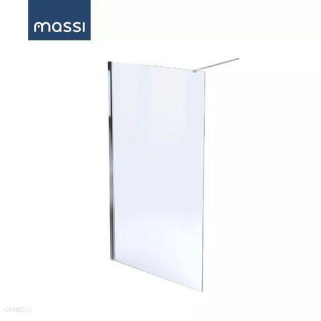 Massi kabina ścianka prysznicowa walk in 110 cm nowa