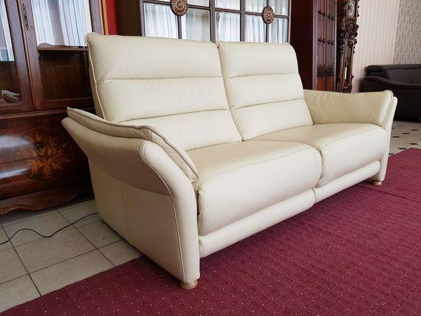 Новый кожаный диван кожаная мебель кожаный гарнитур кожаный комплект