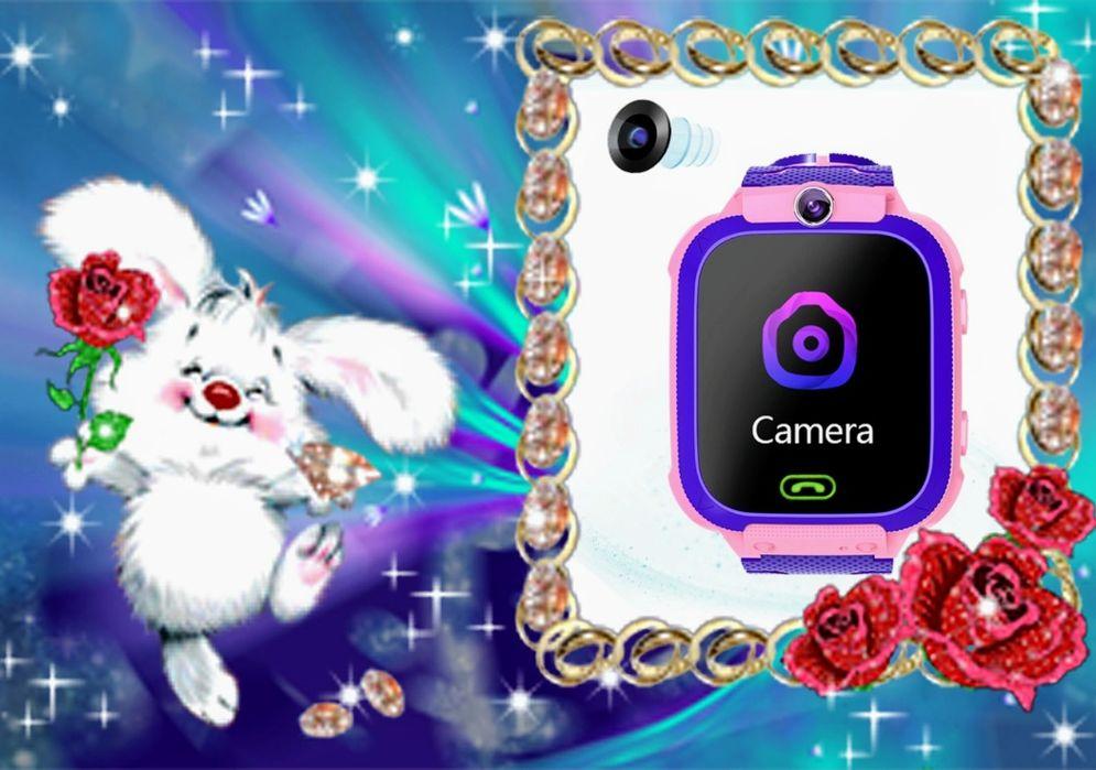 Детские Умные Смарт Часы . Телефон с LBC Baby Smart Watch Q 12  . Новые Петровцы - изображение 1