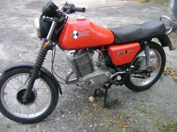 MZ ETZ 251 Sprzedam