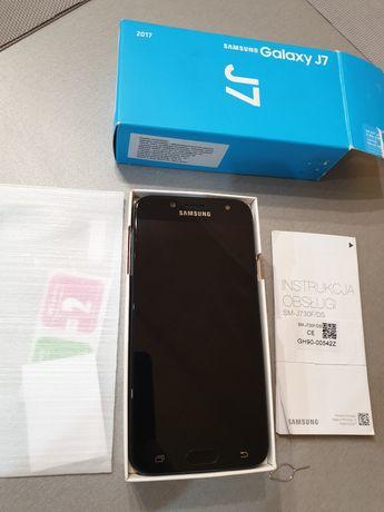 Samsung J7 Duos 2017 W 100% Sprawny Zadbany LCD jak Nowy Okazja Gratis
