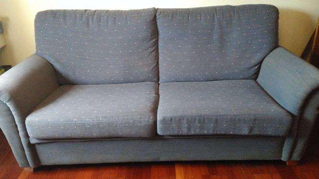 Sofá cama Aquinos (com oferta de cadeira)