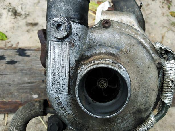 Продам турбіну в робочому стані стояла на мазді 323ф двигун RF2A