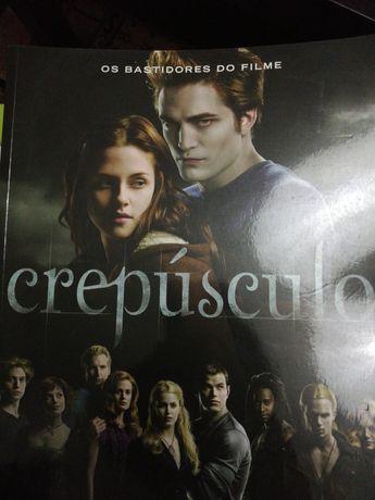 Livro Os bastidores do filme Crepúsculo