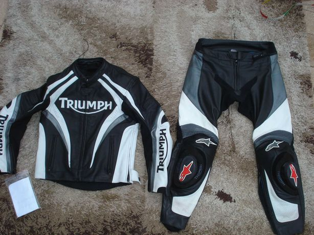 Alpinestars Triumph 46 eur S XS kombinezon motocyklowy