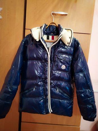 Куртка мужская MONCLER (размер 46-48) ПУХ