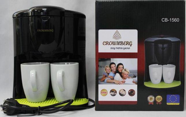Кофеварка на 2 чашки