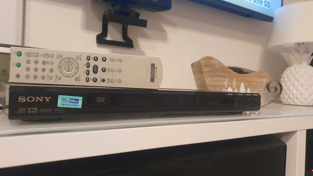OKAZJA odtwarzacz cd dvd Sony Dvp ns32 do telewizora