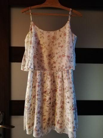 Kwiecista sukienka C&A