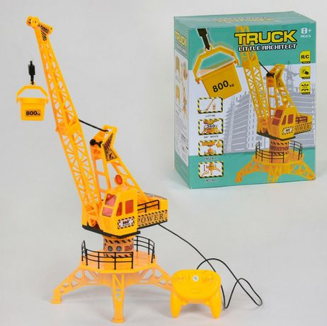 Ігровий кран на пульті управління Truck