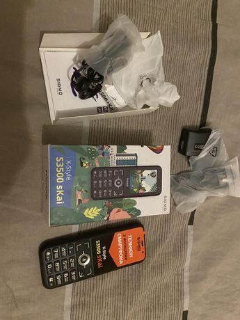 Телефон новый с чеком