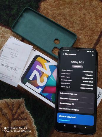 Samsung galaxy m21 64g