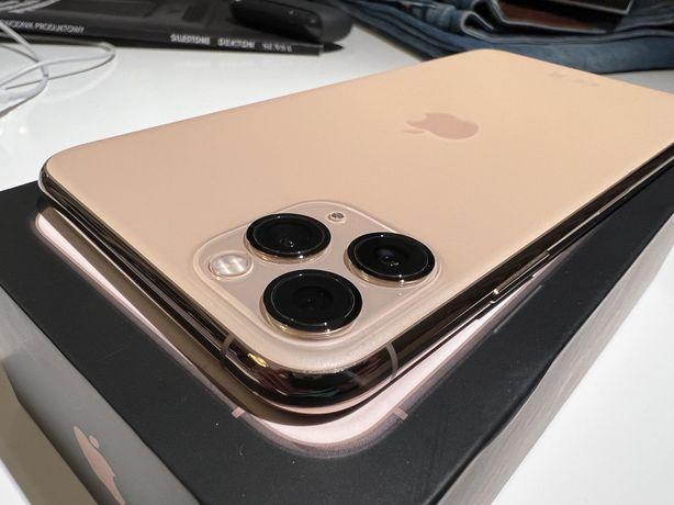 iPhone 11 PRO MAX 512 GB Gold - absolutnie idealny