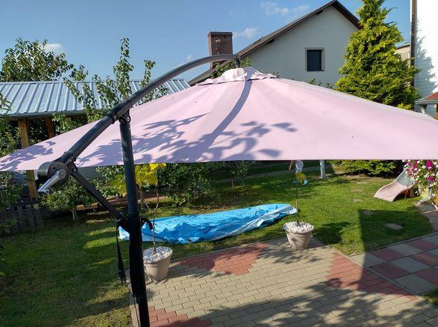 Parasol ogrodowy 3m skladany
