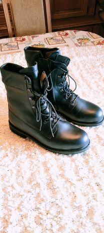 Buty wojskowe pilota 922A/MON skórzane r. 29/45