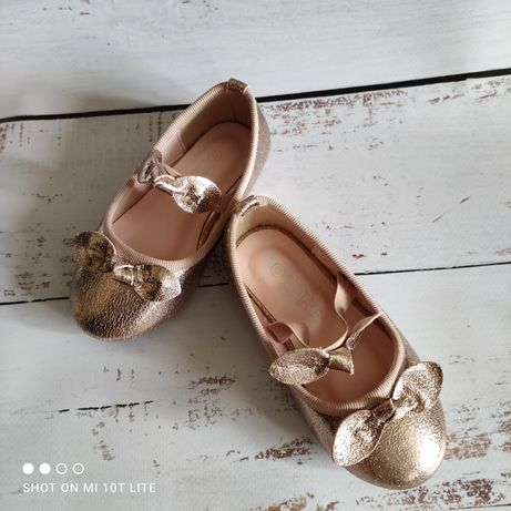 Туфли балетки 22 р 14 см Redtag