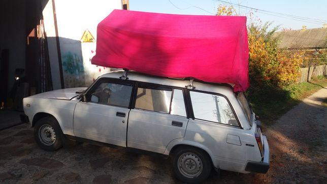 Багажник палатка автомобільна універсальна для авто АП-1.