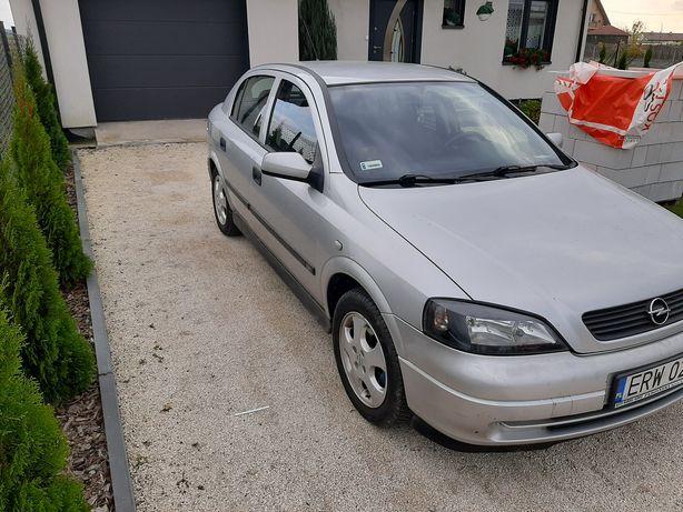 Opel Astra II 1.6 gaz