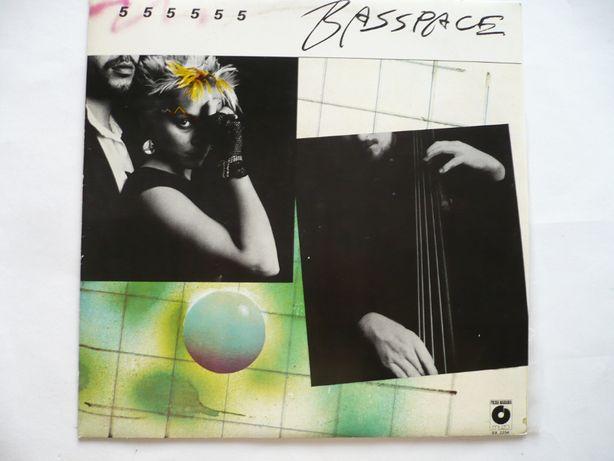 """Ostrowska Małgorzata (Lombard) """"Basspace"""" - płyta winylowa 1985 rok"""