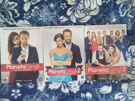 Płyty DVD Planeta Singli