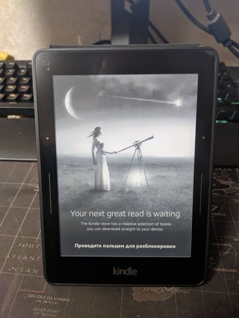 Amazon Kindle Voyage + чехол Origami (оригинал)