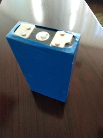 Ячейка  аккумулятор LiFePo4 (литий железо фосфатный), Lishen 20 ач