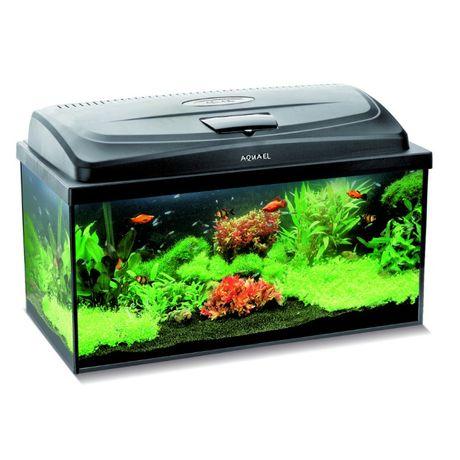 NOWY zestaw akwariowy Aquael AQUA4 START REC (54l) czarny 310 zł