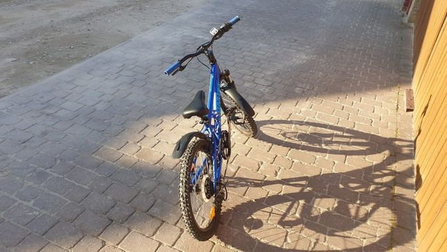 "Rower górski ,22"" aluminium full opcja , okazja"