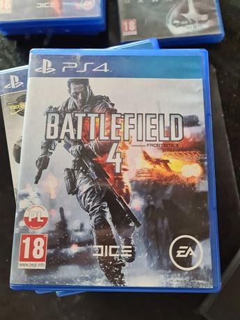 Battlefield 4 Ps4 PL wersja Salon Byk
