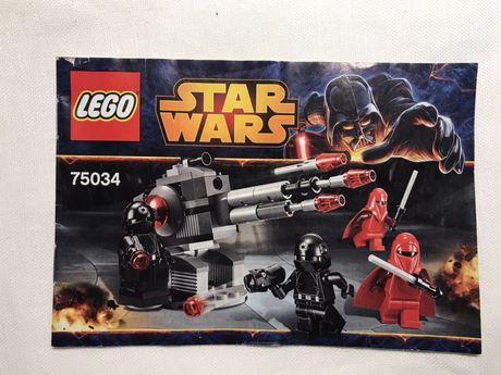 Zestaw LEGO Star Wars 75034