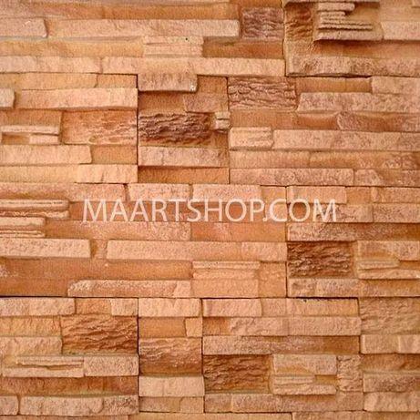 """Гибкая полиуретановая форма для плитки из гипса и бетона """"Крит"""""""
