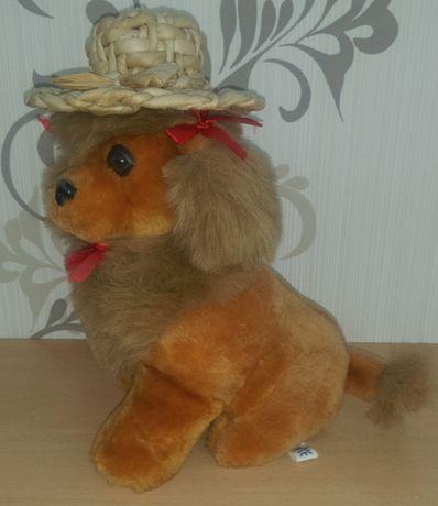 Замечательная мягкая игрушка Huada Toys собака пудель Джейн.