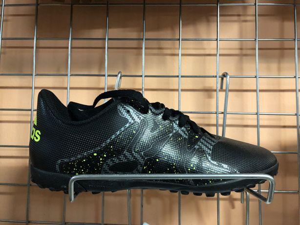 Adidas X 15.4 TF J do piłki r. 37 1/3 nowe turfy