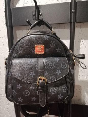 Сумка-рюкзак каркасный