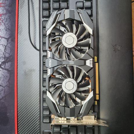 Karta graficzna MSI GeForce GTX 1060 6GT OCV1 6GB GDDR5