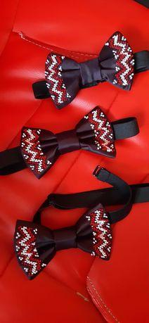 Краватка метелик набір для тріо