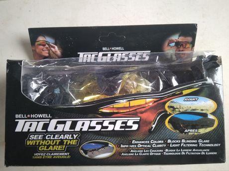 Очки солнцезащитные, антибликовые Tac glasses поляризированые