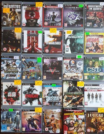 Gry różne ps3 PlayStation 3 gry