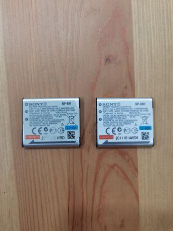 Baterias Sony NP-BN e Sony NP-BN1