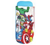 Materac śpiwór dmuchany przenośny Marvel Avengers