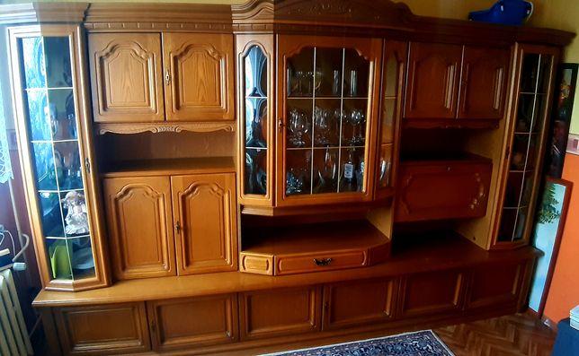 Segment drewniany Meble drewniane