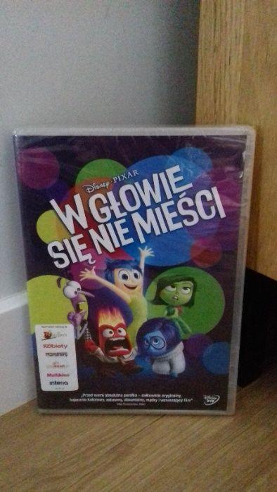 W głowie się nie mieści DVD nowe zafoliowane Opole - image 1
